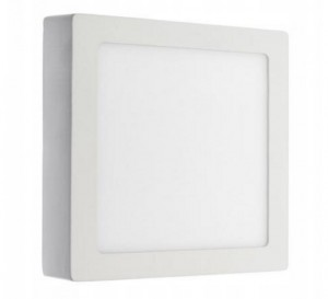 Panel LED ALGINE 18W Square CW 1250lm SPECTRUM